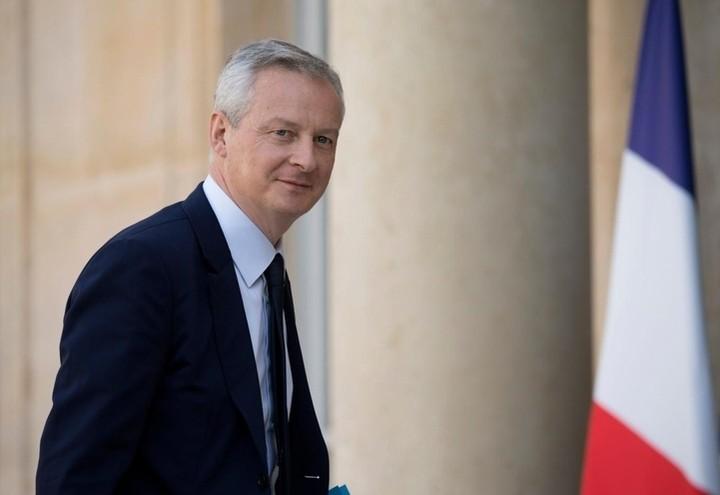 """Il ministro dell'Economia Bruno Le Marie in visita ad Ajaccio vuole """"più autonomia fiscale"""" per la Corsica"""
