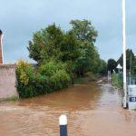 Inondazioni in Alta Corsica a sud di Bastia: circolazione difficile e ferrovia interrotta per alcune ore