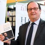 L'ex Presidente della Repubblica François Hollande ha terminato la sua visita in Corsica per la presentazione del suo libro