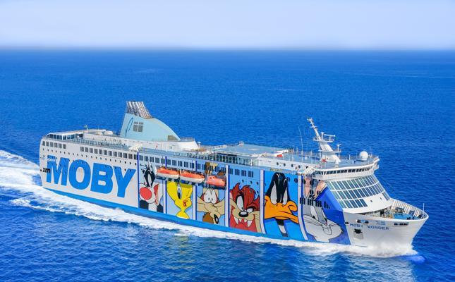 Moby Lines: una nuova linea estiva tra Piombino e Bastia