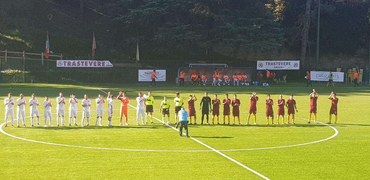 Trastevere Calcio – Lupa Roma, un derby condizionato da un pessimo arbitraggio