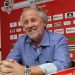 Il presidente dell'Ajaccio Léon Luciani sospeso per due anni dalla LFP