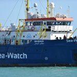 Una petizione per accogliere la Sea Watch 3 in Corsica ha superato il migliaio di firme