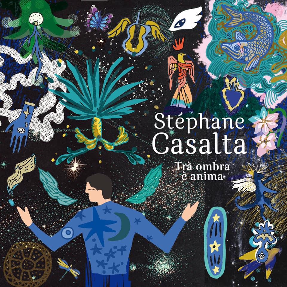 L'11 aprile Stéphane Casalta in concerto a Genova