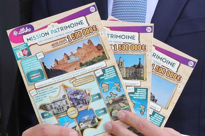 La Biblioteca Fesch di Ajaccio nei progetti prioritari della seconda edizione del Loto du patrimoine