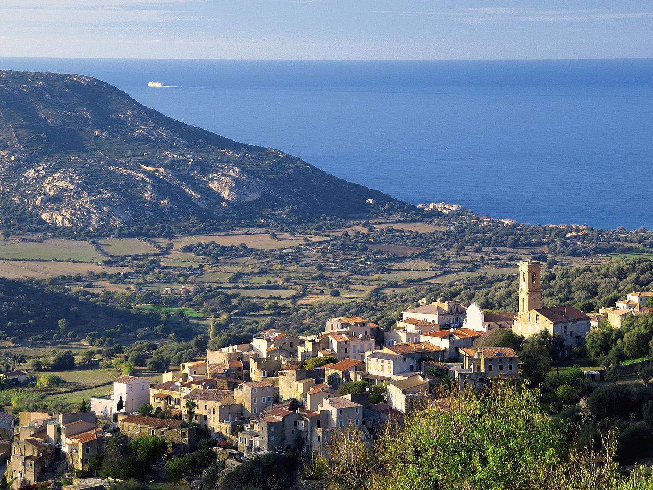 I patronimici corsi rivelano forti legami tra la Balagna e l'Italia centrale