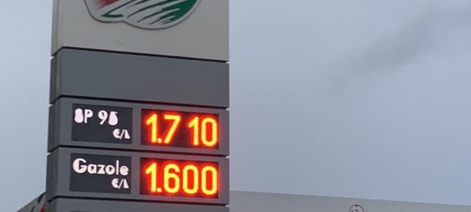 In Corsica il prezzo dei carburanti batte un nuovo record