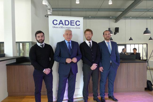Nel 2018 la Caisse de développement de la Corse ha creato 320 posti di lavoro