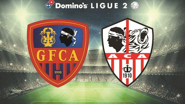 Ligue 2: ACA e GFCA si giocheranno la salvezza all'ultima giornata