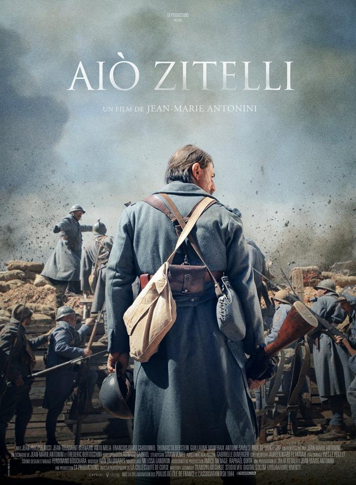 Aiò Zitelli, il film di Jean-Marie Antonini su un soldato corso durante la Grande Guerra