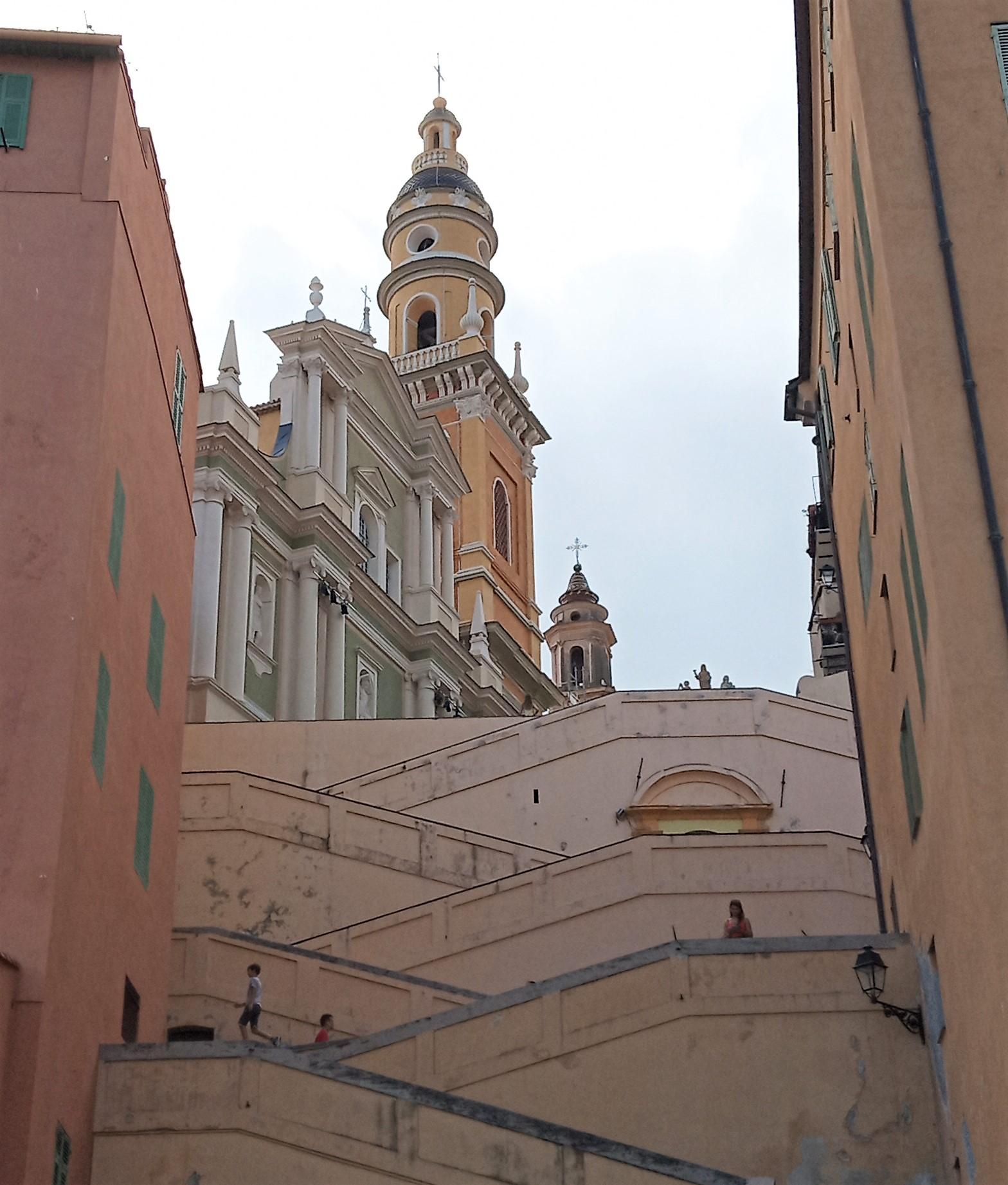 Una dedica all'«Apostolo della Corsica»… a Mentone!