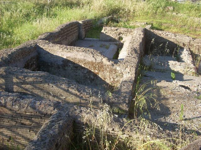 La villa romana a Casalotti