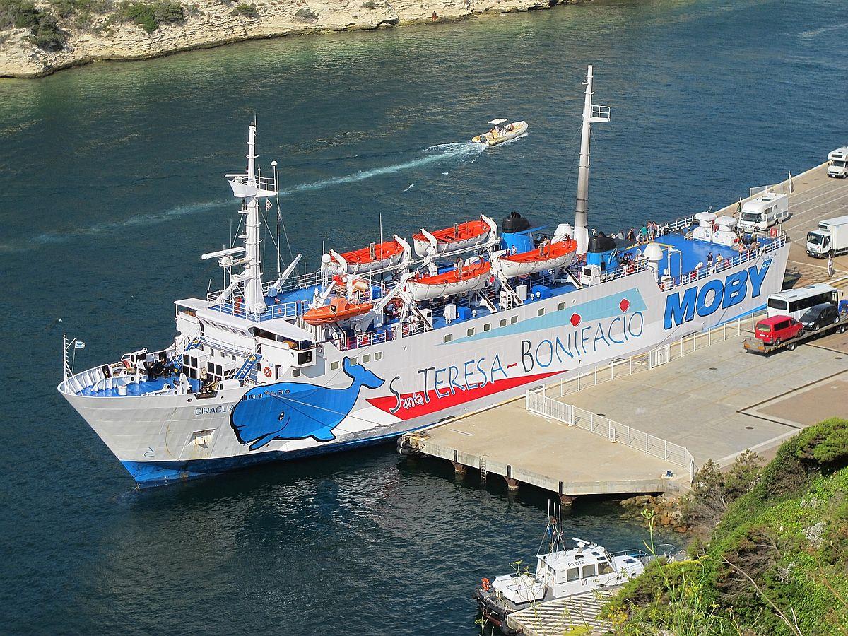 Da oggi riprendono i collegamenti tra Corsica e Sardegna