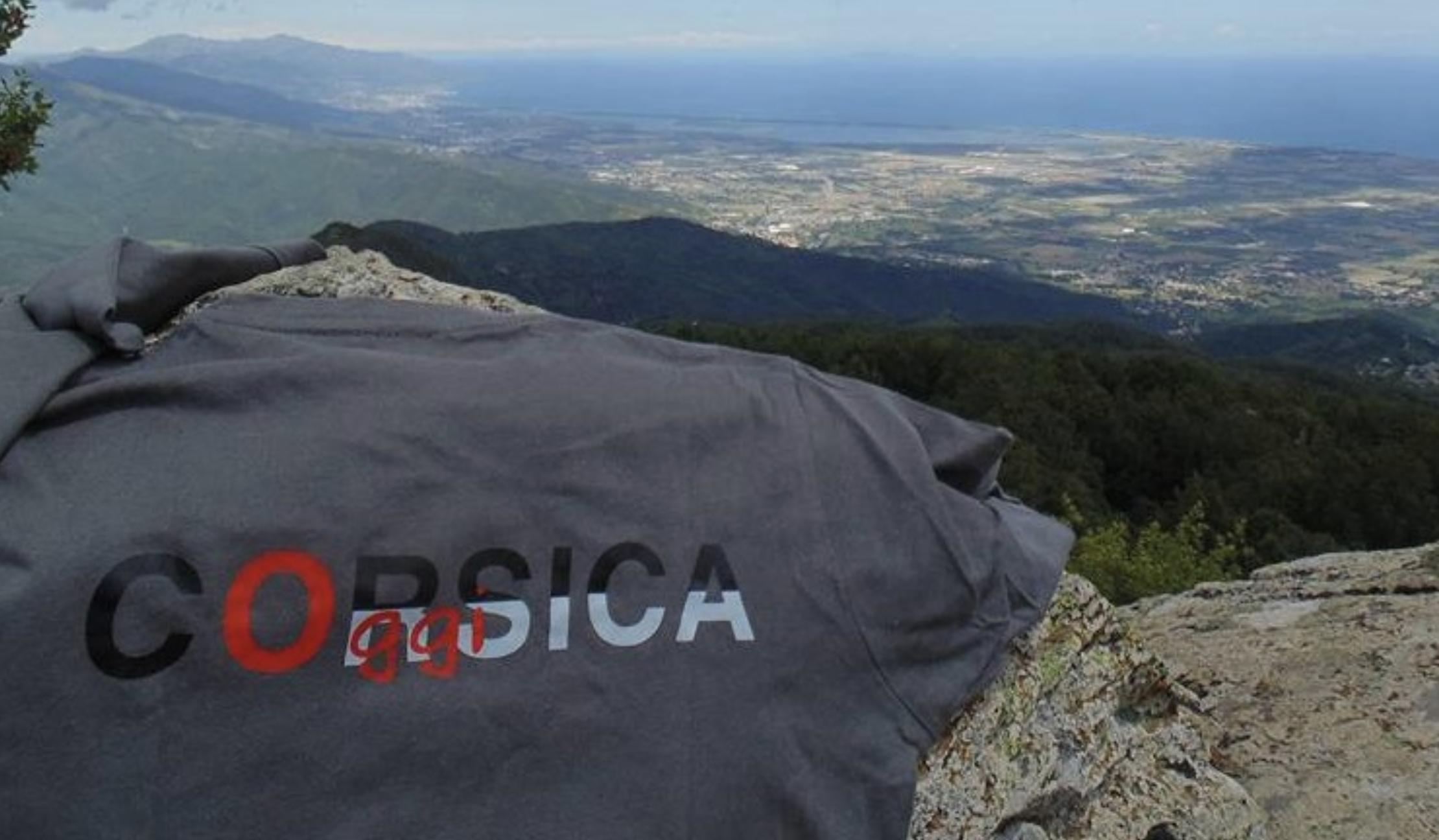 Corsica Oggi cover image